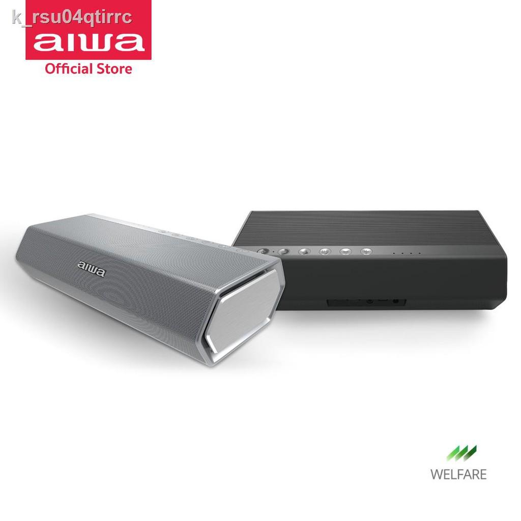 ลำโพงอัจฉริยะ、หม้อน้ำระบายความร้อนด้วยน้ำ cpu、เคสป้องกันชุดหูฟังบลูทู ธ✸▼AIWA SB-X150 Bluetooth Speaker ลำโพงบลูทู ธ