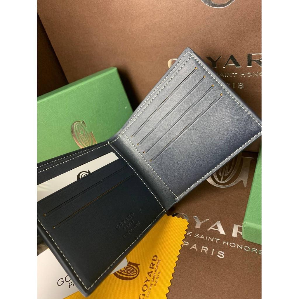 🔥ผ่อนได้Goyard wallet 11cm งาน Top Hiend