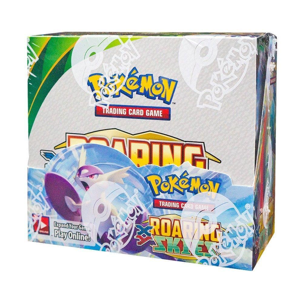 กล่องเก็บของเล่น Pokemon Tcg : Xy6 ( 1 กล่อง 36 แพ็ค )