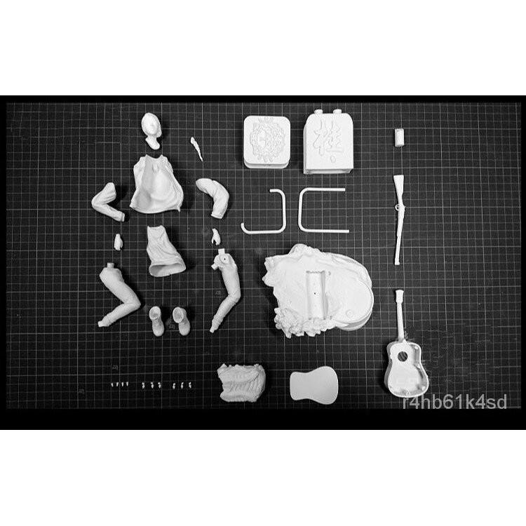Resin Figure Kit 1/7 Singer Garage Resin Kit#¥%¥# aIFe