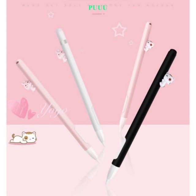 PN·( ! ! ! ) กระเป๋าapple pencil 2 Apple Pencil 2 Case เคสปากกาซิลิโคน Apple Pencil 2