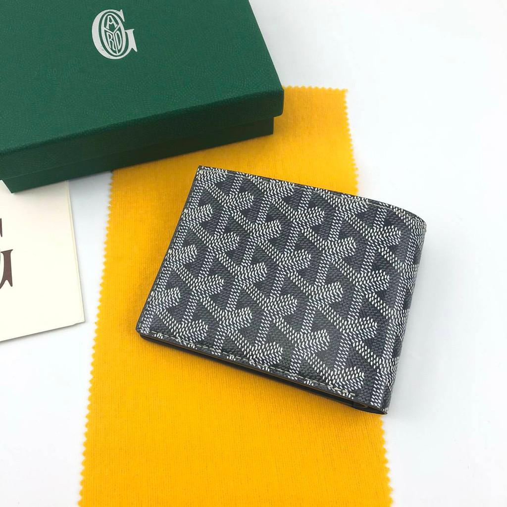 Goyard wallet พร้อมส่ง ของแท้ 100%