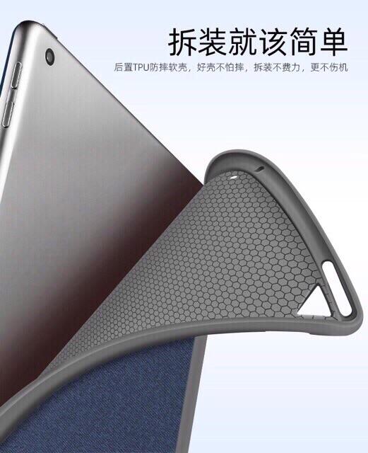 Mutural ของแท้(มีที่เก็บปากกา Apple Pencil) - เคส iPad Ari1 / Ari2 / 10.5/Ari3 / 9.7 pRQI