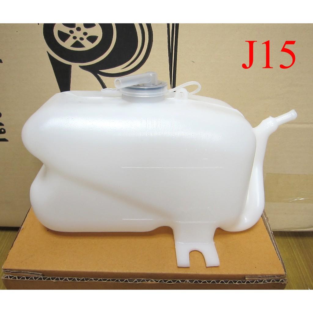 (1ชุด) กระป๋องพักน้ำ อีซูซุ ทีเอฟอาร์ TFR ปี 1993-1997 ISUZU PICK UP อะไหล่รถยนต์ กระปุกพักน้ำหม้อน้ำ J15