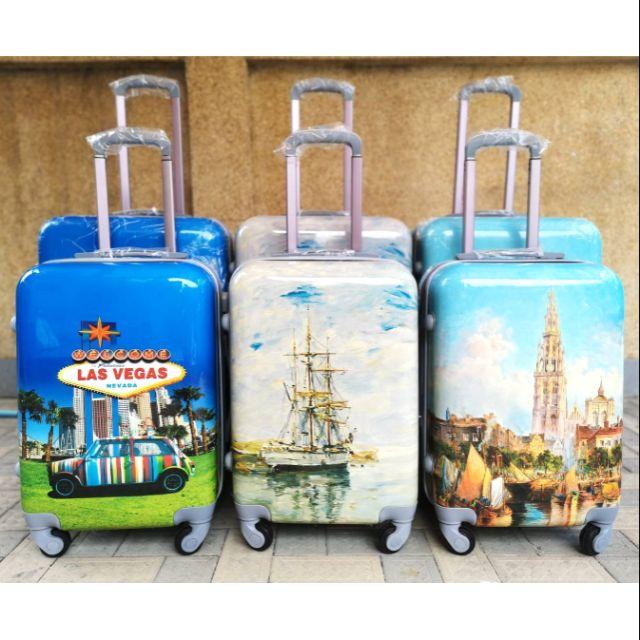 กระเป๋าเดินทาง 20 24 นิ้ว ราคาถูก