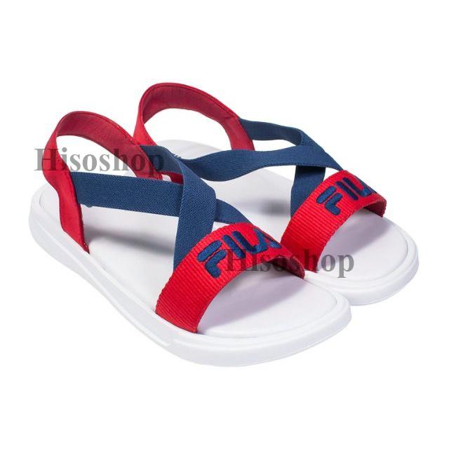 FILA รองเท้าแตะแบบรัดส้น สำหรับผู้ชาย รองเท้าแตะแฟชั่น ของแท้จากSHOP