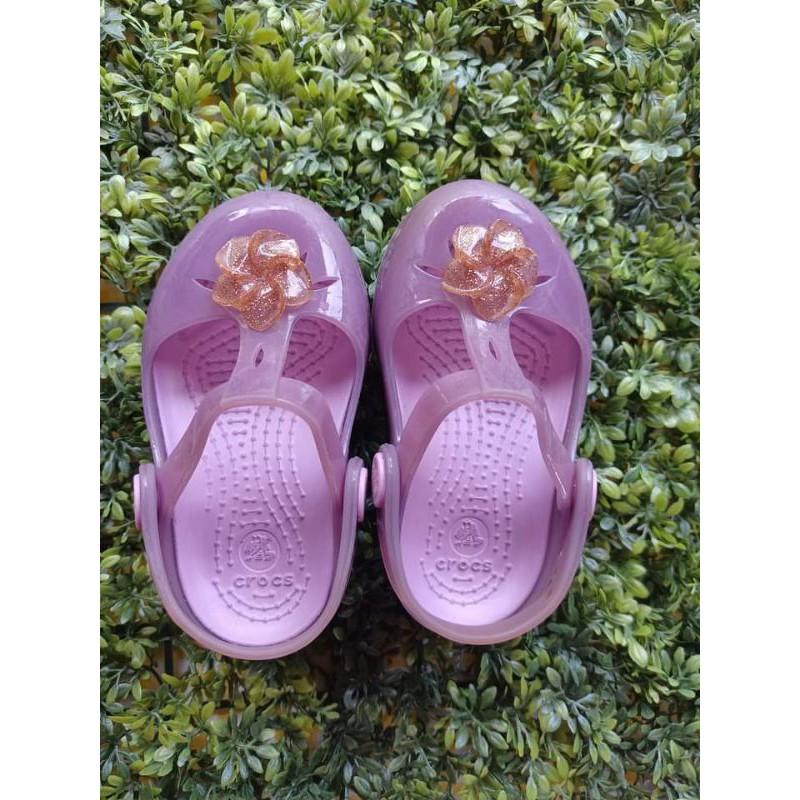 รองเท้าเด็ก Crocs แท้ มือสอง