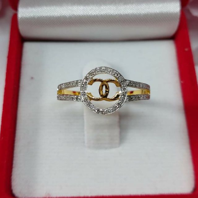 แหวนเพชCCแท้ ทองคำแท้ ราคาโรงงาน