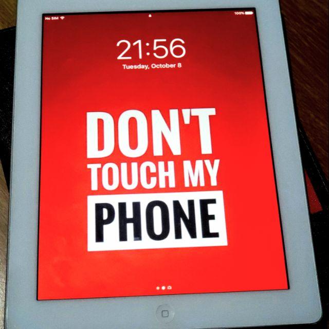 "❌ ⁉ SOLD OUT ❌ ⁉IPAD 4Gen 9.7"" 32G Wifi &Cellular แถมเคส2อันไม่ติด Icloud  ใส่ซิมได้ค่ะ เครื่องซื้อจากUS แถมเคส2อัน"
