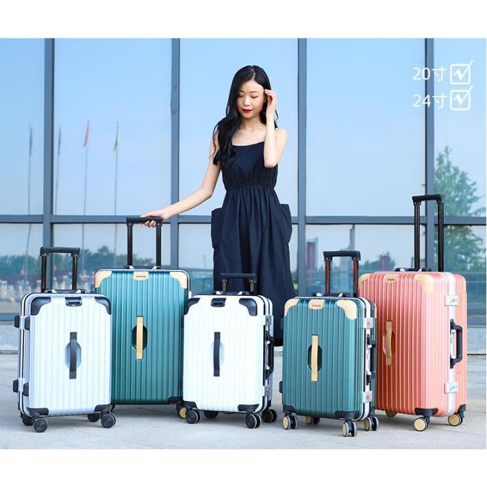 กระเป๋าเดินทาง ขนาด 20 นิ้ว 24 นิ้ว