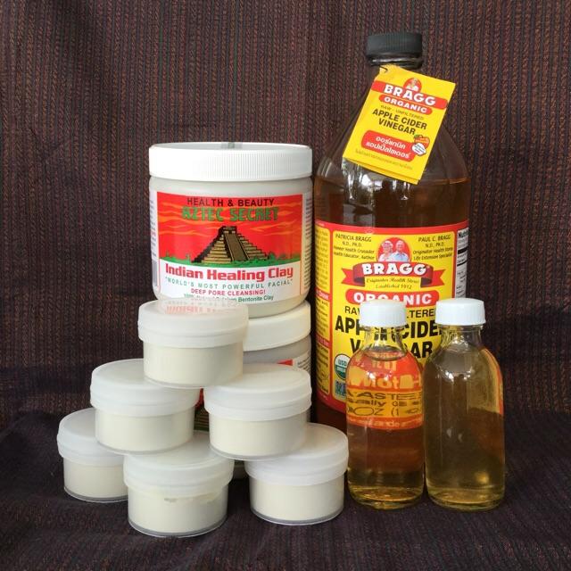 ❤️พร้อมส่ง/ของแท้❤️ AZTEC SECRET Indian Healing Clay  / Apple Cider แบ่งขาย