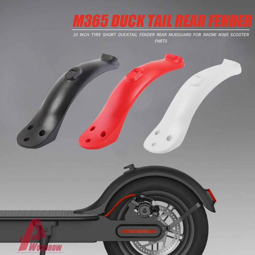 Outdoor Front Fender Replacement Part for Xiaomi Mijia M365 Electric Scooter