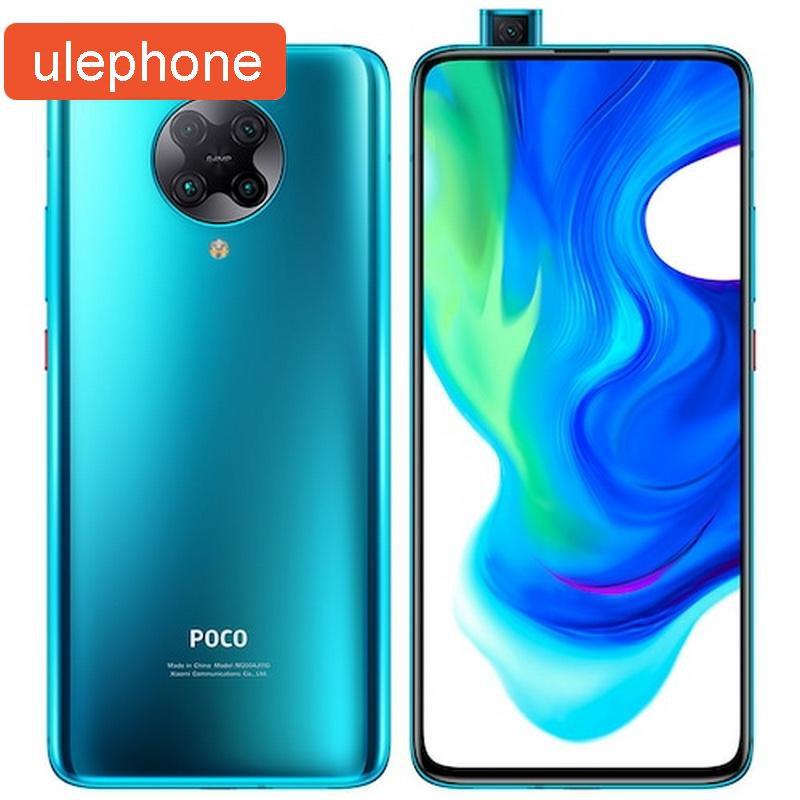 Poco F2 Pro 6 . 67 นิ้ว 5 G สมาร์ทโฟน Snapdragon 865 20 Mp 64 Mp ด้านหน้าด้านหลัง 6 Gb 128 Gb