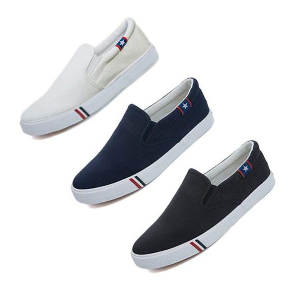 รองเท้าผ้าใบแฟชั่น Korean Version Canvas Shoes รุ่นK01 มี3สี