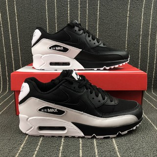d3766618faa Nike รองเท้าผ้าใบ Air Max 90 Essential mesh cushion running shoes  537384-082 Siz