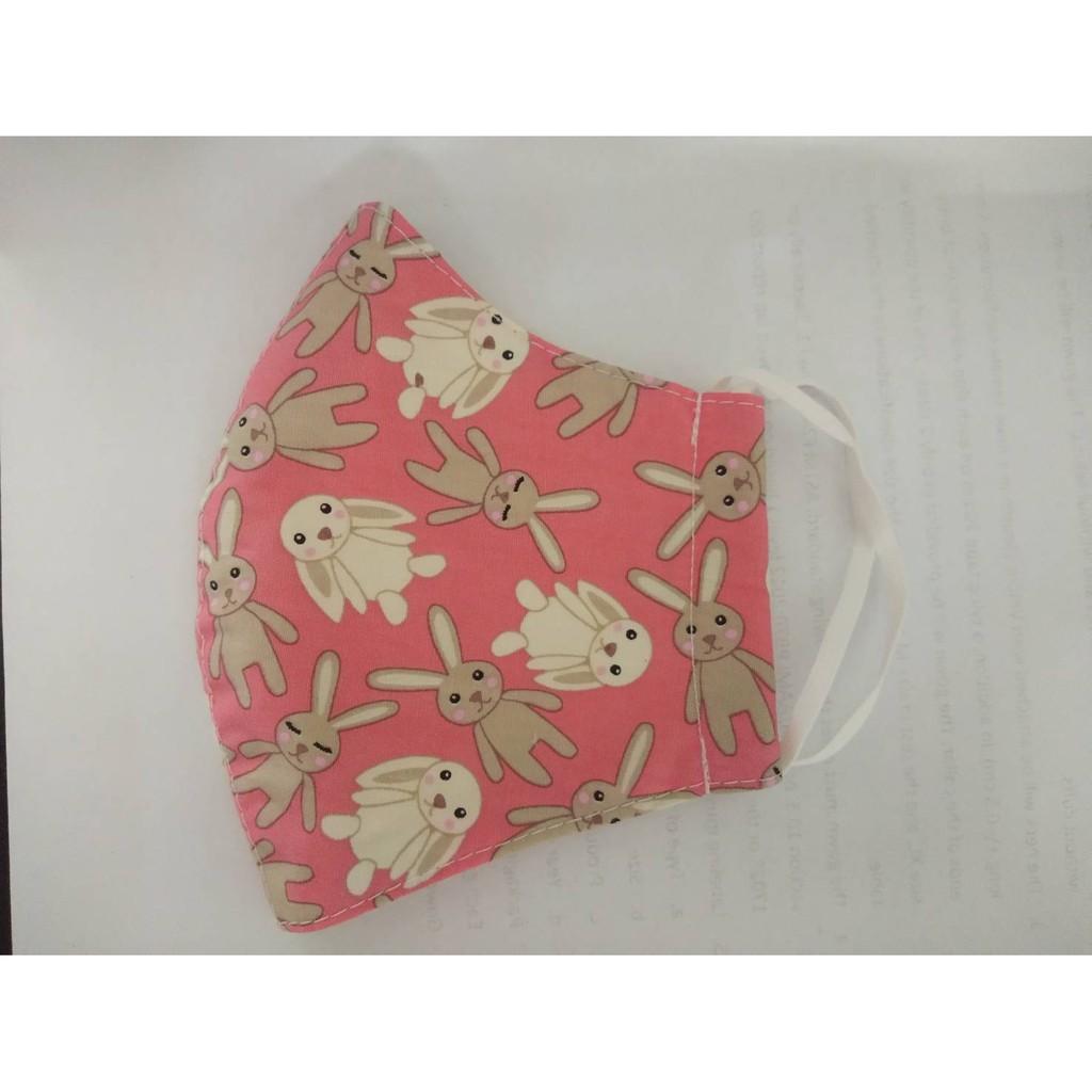 Fabric Masks ผ้าปิดจมูกแบบผ้า 2ชั้น