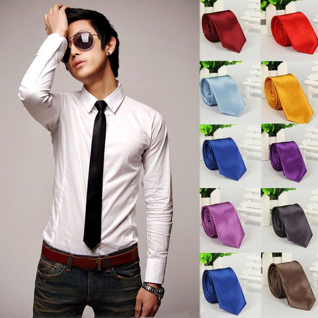 Fashion Men/'s Silk Tie Wedding JACQUARD WOVEN Ties Casual Classic Necktie