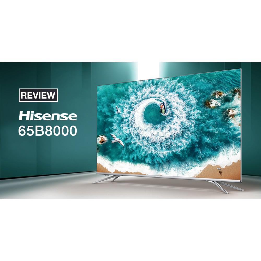 HISENSE 65B8000UW ULED SMART TV ขนาด 65 นิ้ว ปี 2019  Clearance