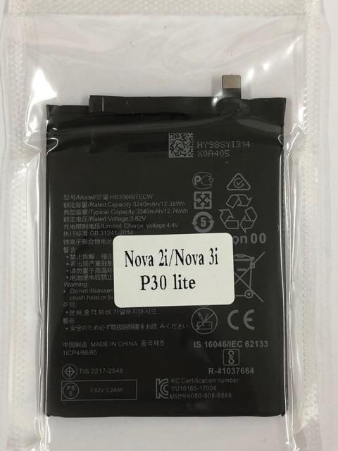 แบตเตอรี่ Huawei Nova 2i/Nova 3i/Nova 2 Plus  P30lite แบต Nova 2i Battery Nova 2i nova 3i ความจุขนาดใหญ่ ทนทาน 5DNu 4Up5