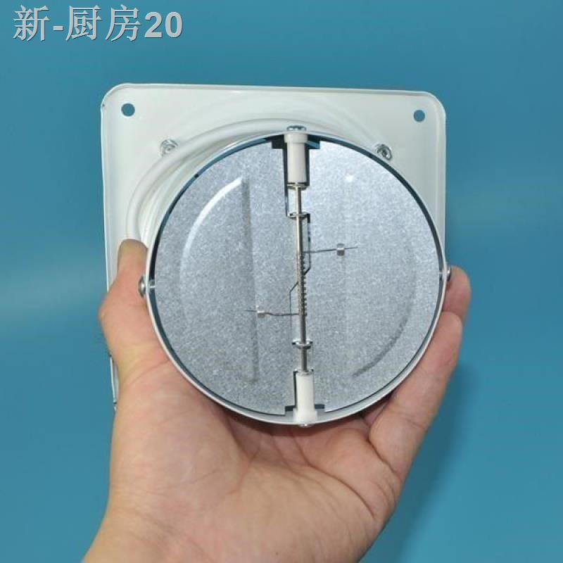 พัดลมระบายอากาศในห้องน้ำพัดลม pvc110 กลม 4 นิ้ว พัดลมสี่เหลี่ยมขนาดใหญ่ ฝ้ามีรูพรุน 2800 พัดลมระบายอากาศในครัวเรือน