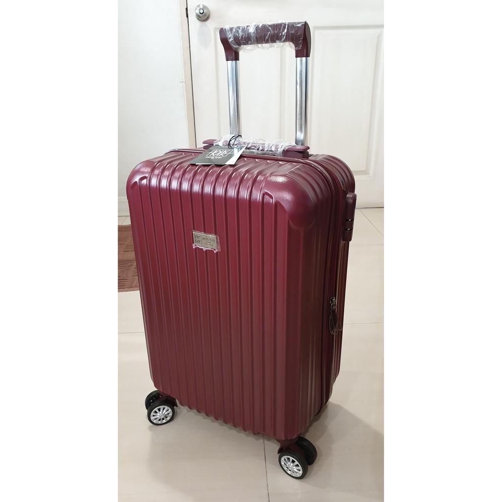 """กระเป๋าเดินทางล้อลาก ขนาด 20"""" MICHEL KLEIN"""