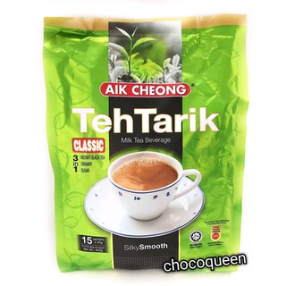Review Teh Tarik Milk Tea BeverageClassic 3 in 1