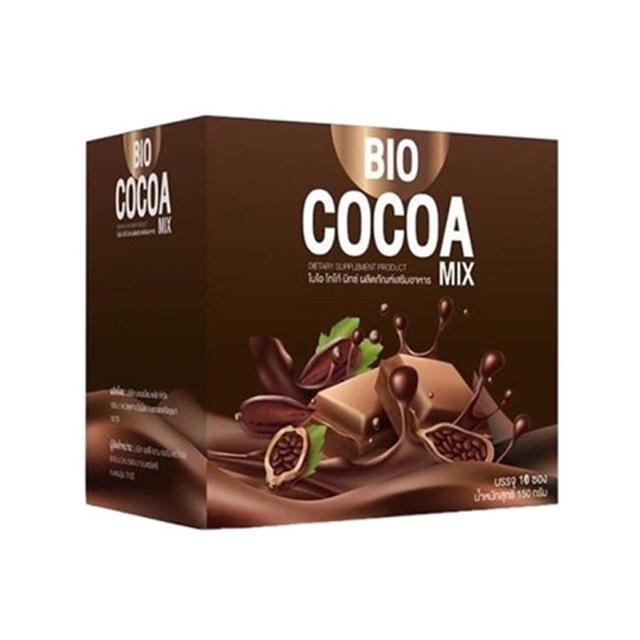 BioCocoaMix ไบโอโกโก้🍫🍫🍫