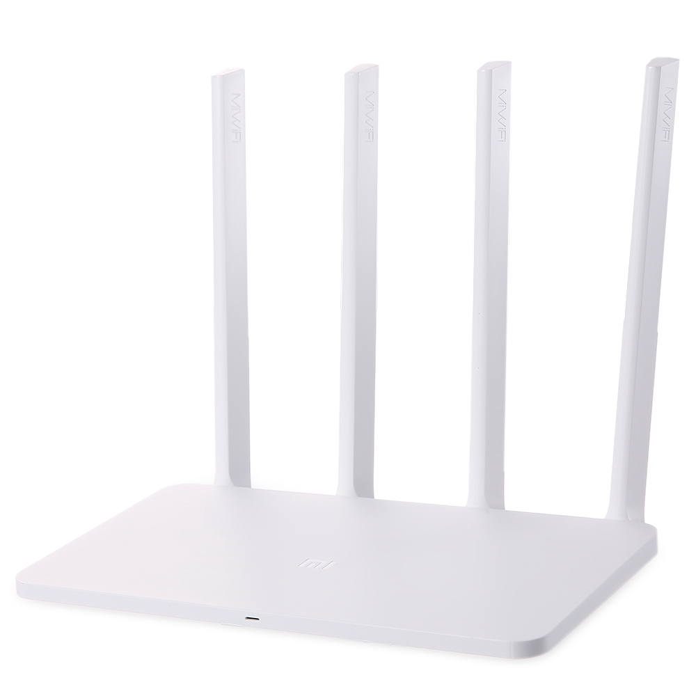 New Xiaomi Mi 300Mbps 2.4GHz WiFi Router 3C Signal Booster with 4 Antenna