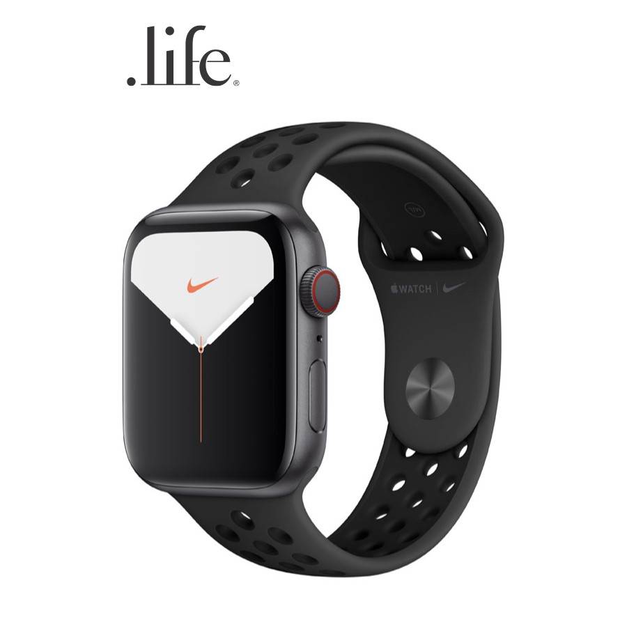 Apple Watch Nike+ Series5 (GPS+Cellular), Space Gray Aluminium Case by .Life copperwired