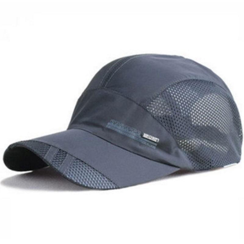 Lotus Men Women Athletic Hats Adjustable Baseball Visor Cap,Mesh Hat