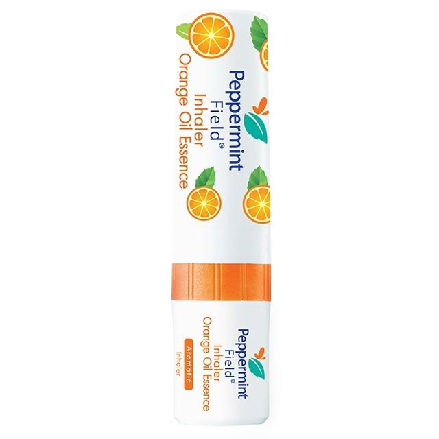 Peppermint Field Inhaler Orange Oil (เป๊ปเปอร์มิ้นท์ ฟิลด์) กลิ่นส้ม