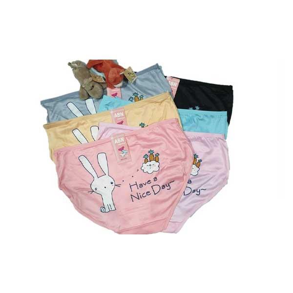 กางเกงในผู้หญิง คละสี คละลาย ราย 1 ตัว ราคาพิเศษ ทางร้านเลือกสีและลายให้ พร้อมส่ง ผ้านิ่ม ทน ถูก ใส่สบาย