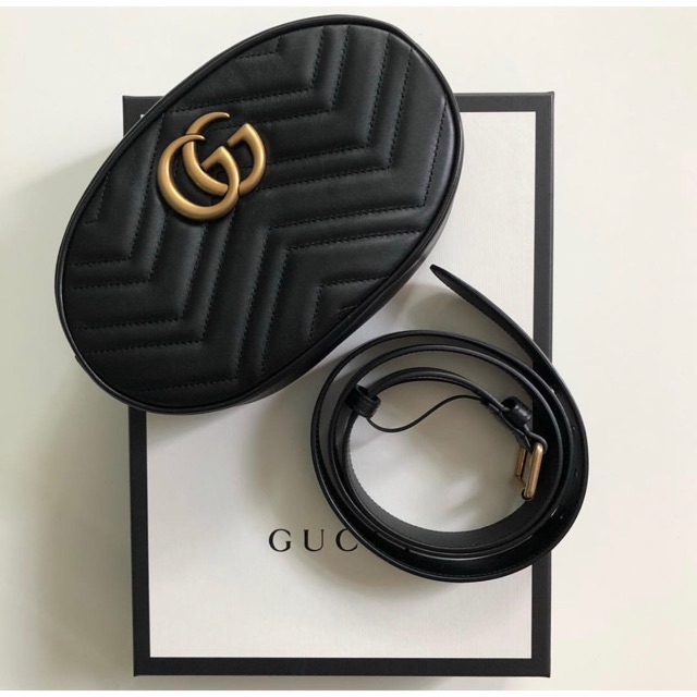 New Gucci Belt Bag 85""