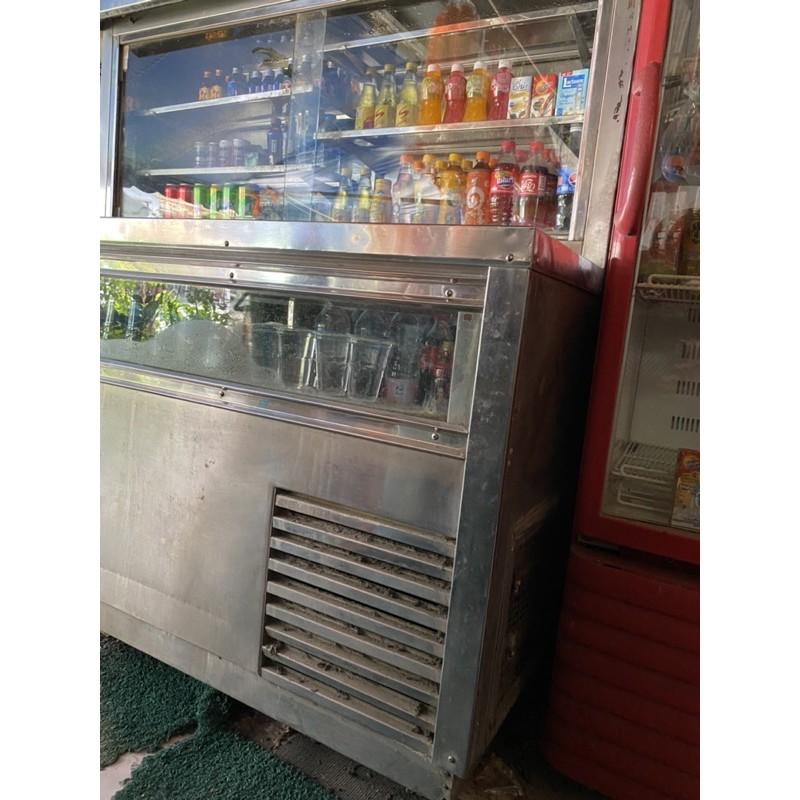 ตู้แช่แข็ง ตู้เย็น ร้านโชห่วย มือสอง