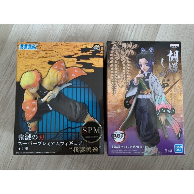 Demon Slayer : Agatsuma Zenitsu + SHINOBU KOCHO(Bandai)(sega)