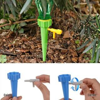 1Pc Plant Water Seepage Organ Automatic Drop Valve Adjust Flower Self-watering Y