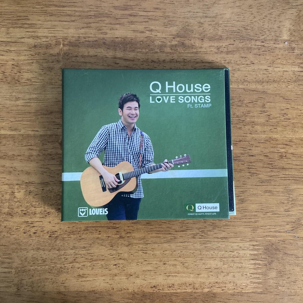 แสตมป์ อภิวัชร์ Stamp Q.House Love Songs ฿400