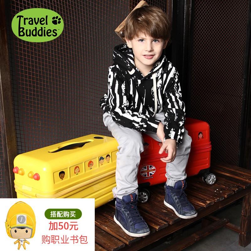 ソК กระเป๋าเดินทางพกพา  กระเป๋ารถเข็นเดินทางกระเป๋าเดินทางเด็ก เพื่อนเดินทางในสหรัฐอเมริการถเข็นเด็กกระเป๋าเดินทางกระเป๋า