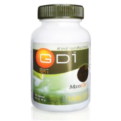 [MaxxLife] GD-1ผลิตภัณฑ์เสริมอาหาร สาหร่ายเกลียวทอง บรรจุ 100 แคปซูล