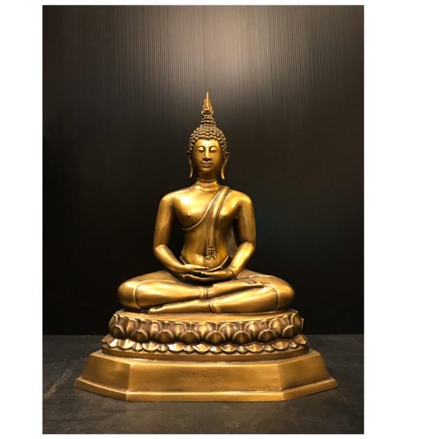 รูปหล่อพระพุทธรูปพระประจำวันเกิด วันพฤหัสบดี | Shopee Thailand