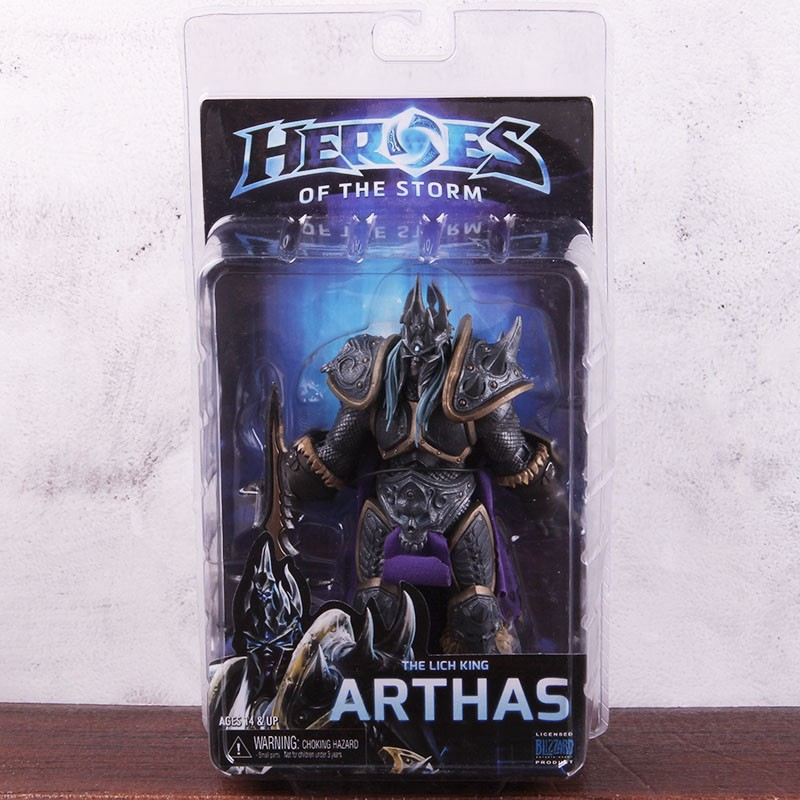 ฟิกเกอร์ NECA Heroes of the Storm Figure PVC 18.5 ซม.
