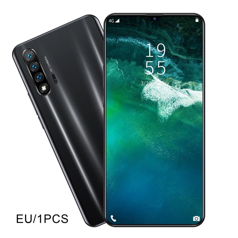 6.3 inch screen For Nowa 6 Pro Smart Phone EU Type  Cellphone Big Screen Smartphone Multiple Functions