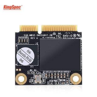mSATA Half Size KingSpec SSD 512GB 64GB 256GB Internal Hard Disk Drive HDD Hard Disk Solid State Disk for Laptop PC Serv
