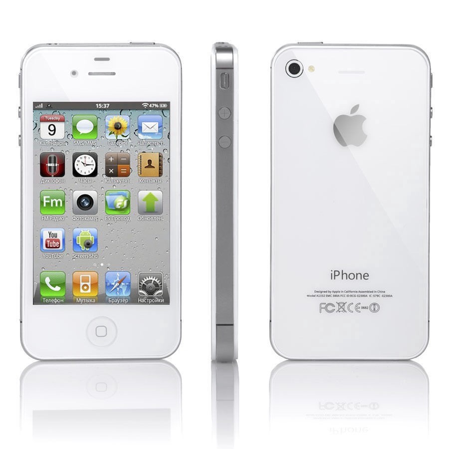 Apple Iphone4s 32gb / 16gb / 8gb COD เหมือนใหม่ iphone iPhone 8G/16G / 32G มือสอง iphone[love apple life]