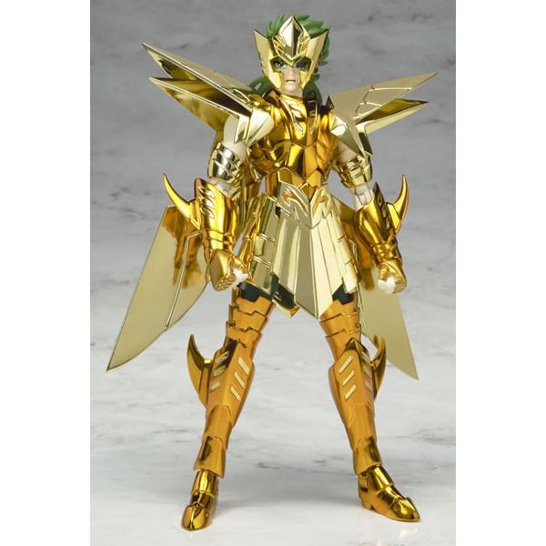 Bandai Saint Seiya Myth Cloth Isaac Kraken Ex Marine NUOVO