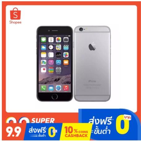 【สินค้าที่มีอยู่ มือสอง】iphone6plus 16G/64G แท้100% ไอโฟนมือสอง iphone โทรศัพท์มือถือ ไอโฟน6พลัส apple 6plus Tdg5