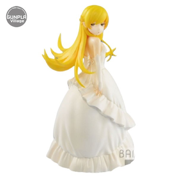 Banpresto Ishin Nishio Anime Project Monogatari Series EXQ Figure - Shinobu Oshino Vol.2 4983164818284