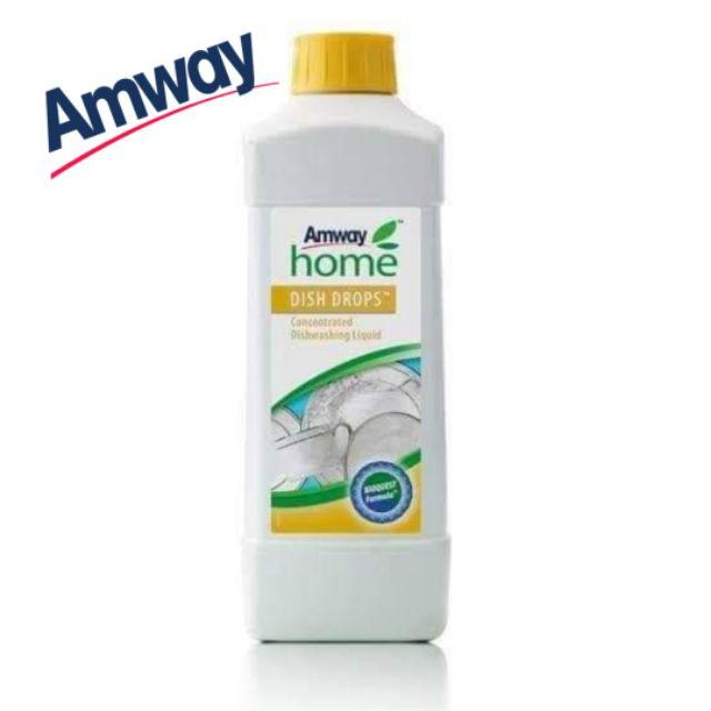 น้ำยาล้างจานดิชดรอปของแอมเวย์