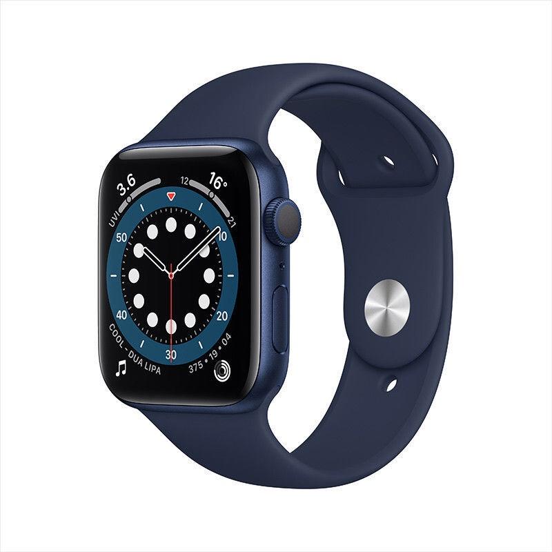 ♦℡Apple Watch Series 6 Apple Watch รุ่น SE สมาร์ทโฟนนาฬิกาสมาร์ทโฟน Cellular iwatch3/4/5