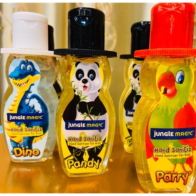 เจลล้างมือของเด็ก มี3แบบน่ารัก ป้องกันฆ่าเชื้อโรคได้สบายๆ